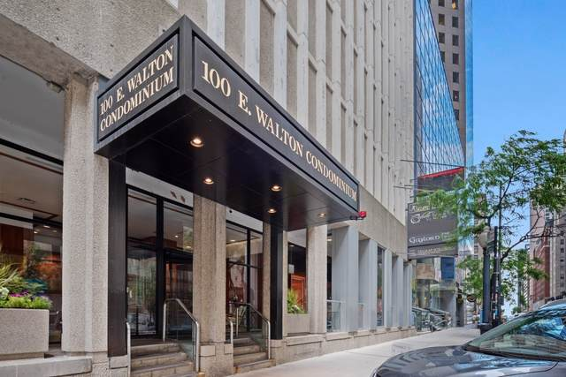 100 E Walton Street 23A, Chicago, IL 60611 (MLS #10612202) :: Property Consultants Realty