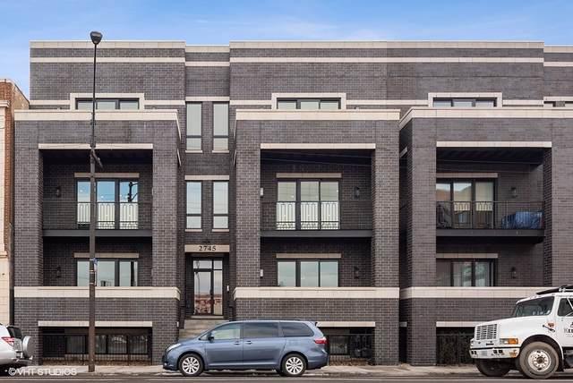 2745 W Lawrence Avenue 2E, Chicago, IL 60625 (MLS #10612216) :: John Lyons Real Estate