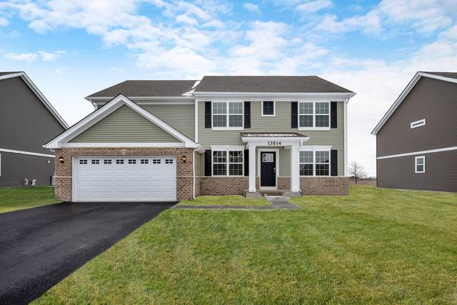 13514 Arborview Circle, Plainfield, IL 60585 (MLS #10612217) :: Angela Walker Homes Real Estate Group