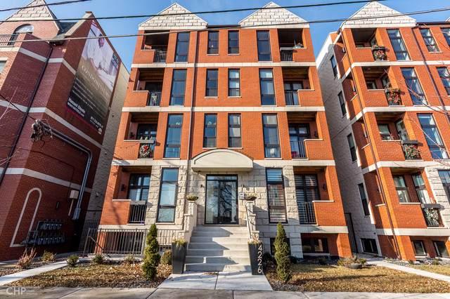 4226 S Ellis Avenue 4S, Chicago, IL 60653 (MLS #10612232) :: Property Consultants Realty