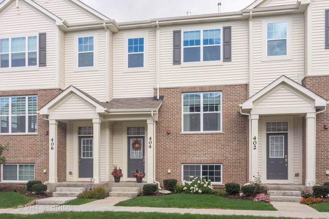 404 Lexington Lane, Rolling Meadows, IL 60008 (MLS #10612257) :: The Perotti Group | Compass Real Estate