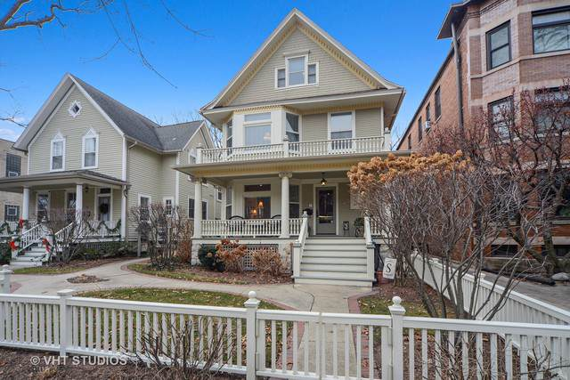 217 N Grove Avenue A, Oak Park, IL 60302 (MLS #10612288) :: The Perotti Group | Compass Real Estate