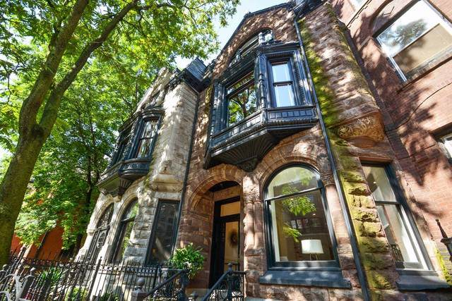 1242 N Astor Street, Chicago, IL 60610 (MLS #10612303) :: Property Consultants Realty