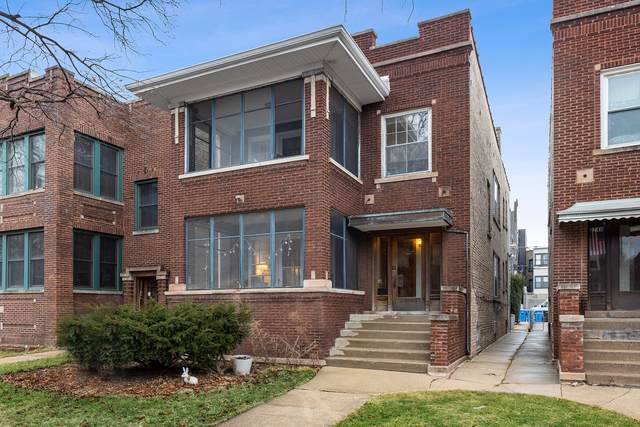 2742 W Giddings Street, Chicago, IL 60625 (MLS #10612328) :: John Lyons Real Estate