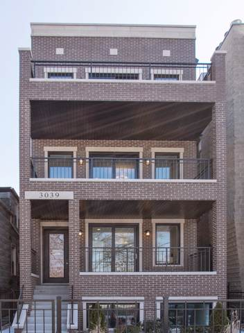 3039 N Damen Avenue #1, Chicago, IL 60618 (MLS #10612329) :: Touchstone Group