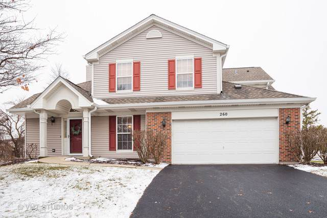 260 Wildspring Court, Itasca, IL 60143 (MLS #10612340) :: Angela Walker Homes Real Estate Group