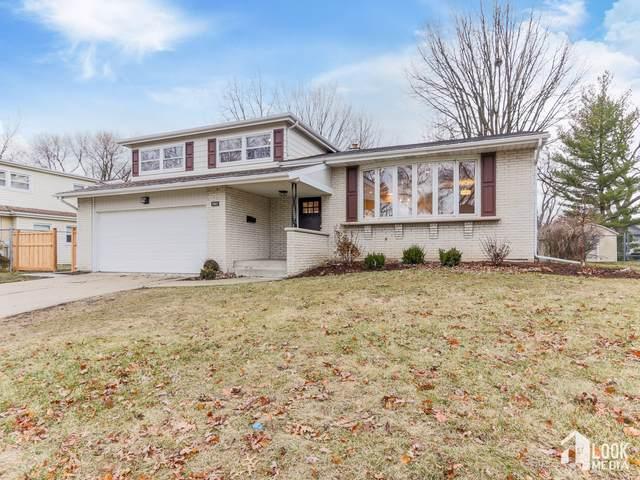 2507 E Lillian Lane, Arlington Heights, IL 60004 (MLS #10612355) :: Suburban Life Realty