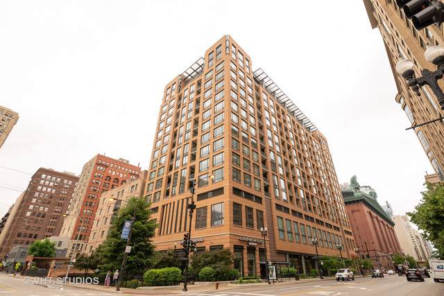 520 S State Street #603, Chicago, IL 60605 (MLS #10612359) :: Touchstone Group