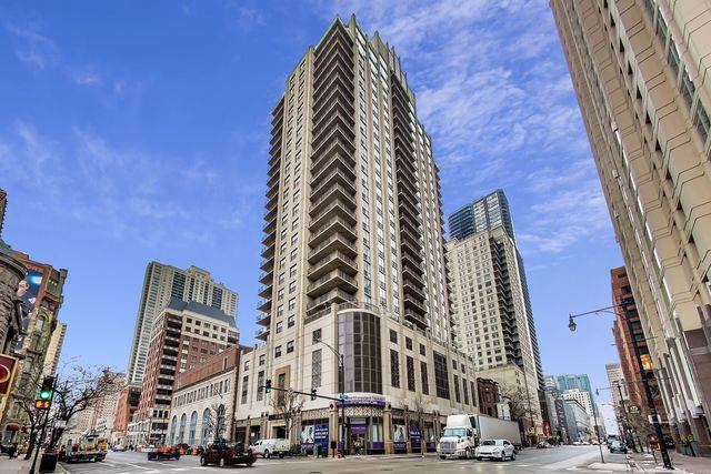 635 N Dearborn Street #1406, Chicago, IL 60654 (MLS #10612361) :: Property Consultants Realty