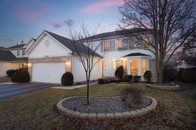 2435 Warm Springs Lane, Naperville, IL 60564 (MLS #10612367) :: Baz Realty Network | Keller Williams Elite