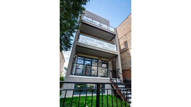 1940 N Whipple Street #2, Chicago, IL 60647 (MLS #10612396) :: Property Consultants Realty