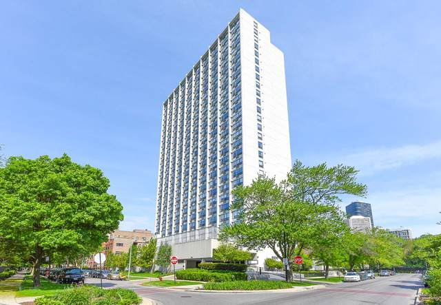 5100 N Marine Drive 4F, Chicago, IL 60640 (MLS #10612475) :: John Lyons Real Estate
