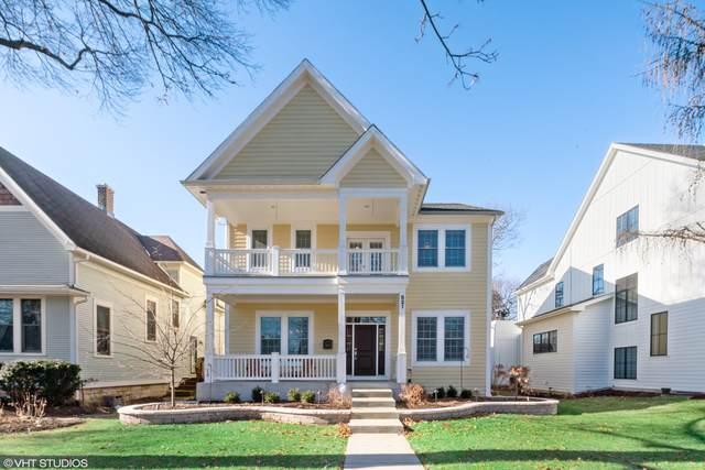 521 N Ellsworth Street, Naperville, IL 60563 (MLS #10612489) :: Angela Walker Homes Real Estate Group