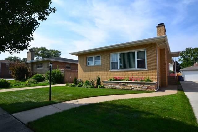 10252 S Homan Avenue, Evergreen Park, IL 60805 (MLS #10612521) :: Angela Walker Homes Real Estate Group
