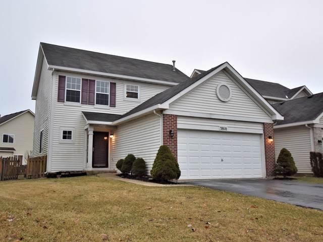 3810 Nantucket Drive, Joliet, IL 60435 (MLS #10612524) :: Lewke Partners