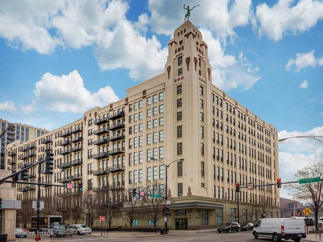 758 N Larrabee Street #701, Chicago, IL 60654 (MLS #10612525) :: The Perotti Group | Compass Real Estate