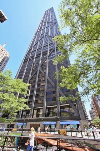 175 E Delaware Place #4603, Chicago, IL 60611 (MLS #10612531) :: Lewke Partners