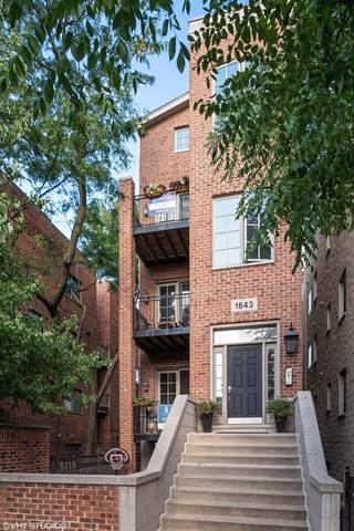 1643 N Dayton Street #3, Chicago, IL 60614 (MLS #10612556) :: John Lyons Real Estate
