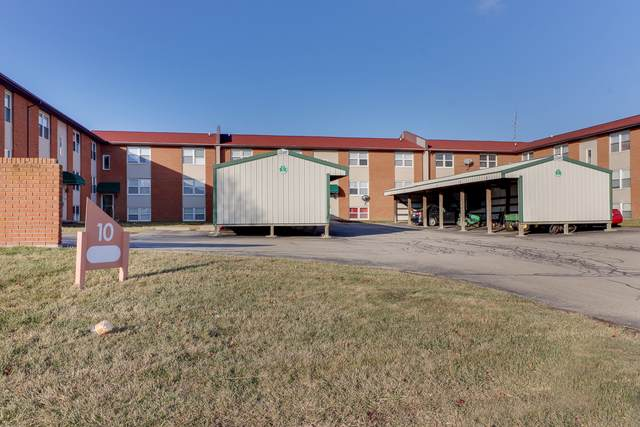 10 Willedrob Road #23, Bloomington, IL 61701 (MLS #10612559) :: Property Consultants Realty
