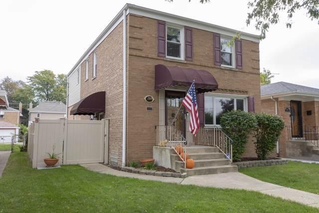 10553 S Albany Avenue, Chicago, IL 60655 (MLS #10612560) :: Baz Realty Network | Keller Williams Elite