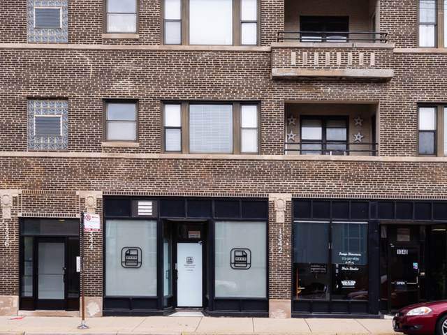 1342 Irving Park Road #1, Chicago, IL 60613 (MLS #10612576) :: Lewke Partners