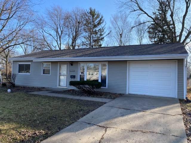 1105 David Drive, Normal, IL 61761 (MLS #10612599) :: Janet Jurich
