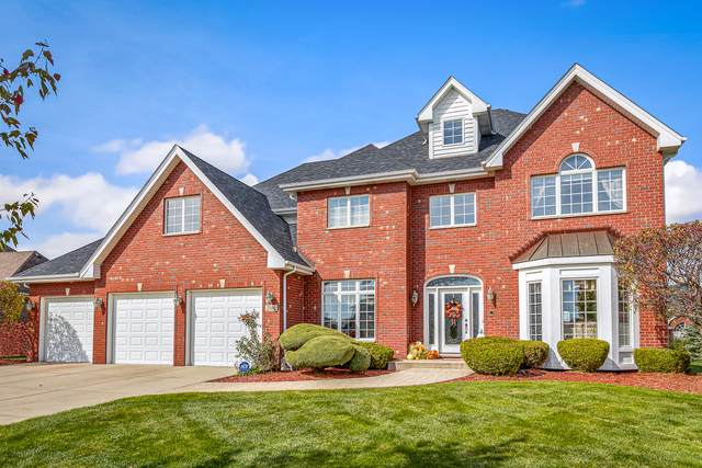 7920 Pineview Lane, Frankfort, IL 60423 (MLS #10612624) :: The Mattz Mega Group