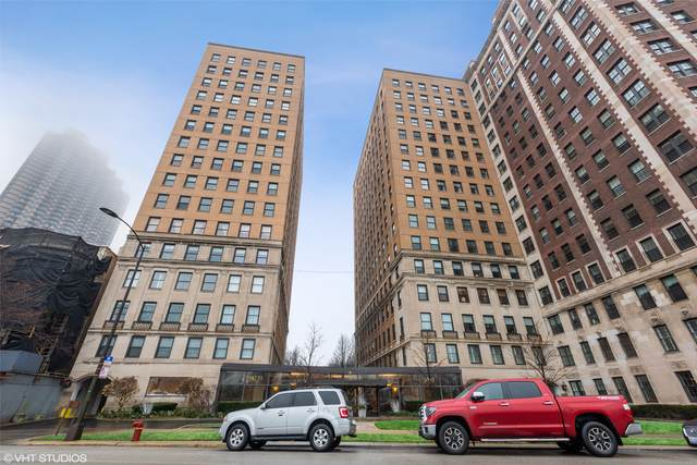 3730 N Lake Shore Drive 2B, Chicago, IL 60613 (MLS #10612639) :: Lewke Partners