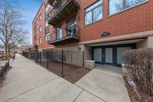 1830 N Winchester Avenue #206, Chicago, IL 60622 (MLS #10612653) :: The Perotti Group | Compass Real Estate
