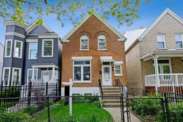 1716 N Lawndale Avenue, Chicago, IL 60647 (MLS #10612659) :: Property Consultants Realty