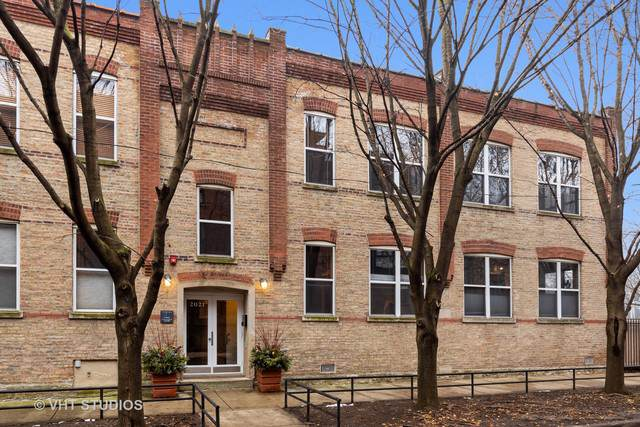 2021 W Willow Street #206, Chicago, IL 60647 (MLS #10612664) :: Property Consultants Realty