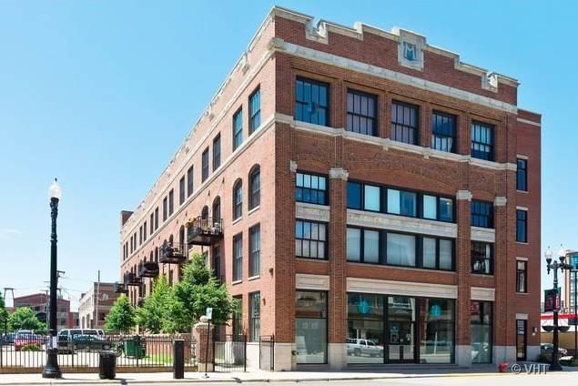 2332 S Michigan Avenue #303, Chicago, IL 60616 (MLS #10612681) :: Touchstone Group