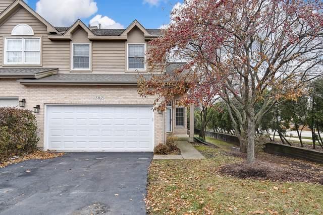 302 Clarendon Hills Road, Clarendon Hills, IL 60514 (MLS #10612719) :: Angela Walker Homes Real Estate Group