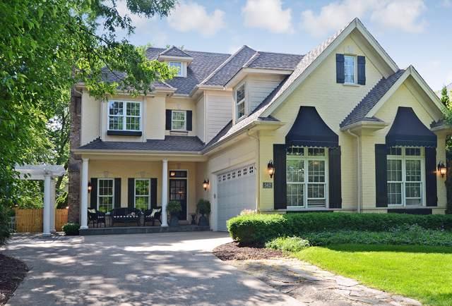562 N Garfield Avenue, Hinsdale, IL 60521 (MLS #10612726) :: Lewke Partners