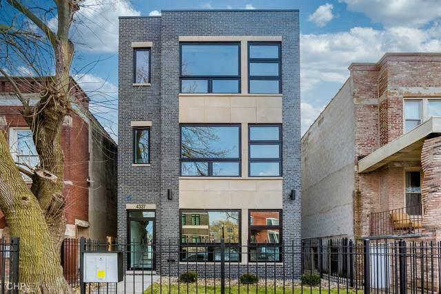 4337 S Berkeley Avenue #3, Chicago, IL 60653 (MLS #10612742) :: The Dena Furlow Team - Keller Williams Realty