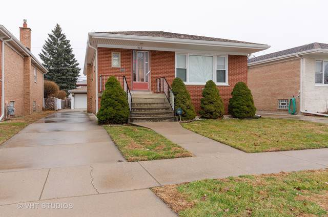 549 Escanaba Avenue, Calumet City, IL 60409 (MLS #10612782) :: Property Consultants Realty