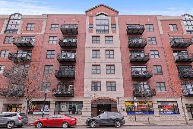 1155 W Madison Street #501, Chicago, IL 60607 (MLS #10612785) :: John Lyons Real Estate