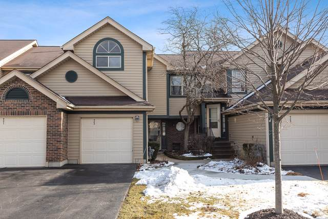 923 Ridgefield Lane #26, Wheeling, IL 60090 (MLS #10612812) :: Angela Walker Homes Real Estate Group
