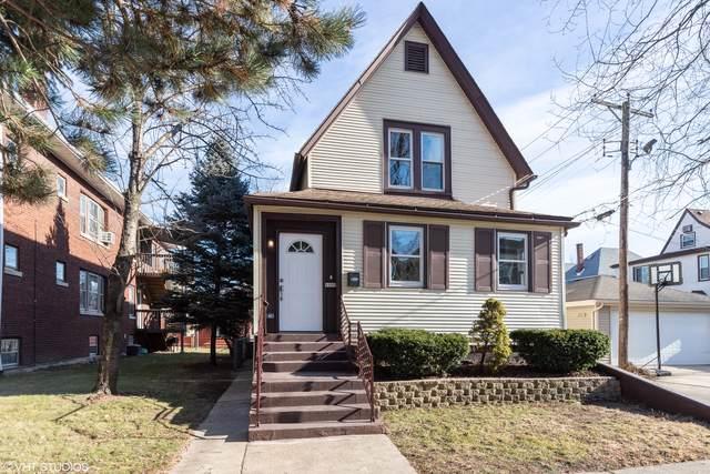 3335 Clinton Avenue, Berwyn, IL 60402 (MLS #10612837) :: Janet Jurich