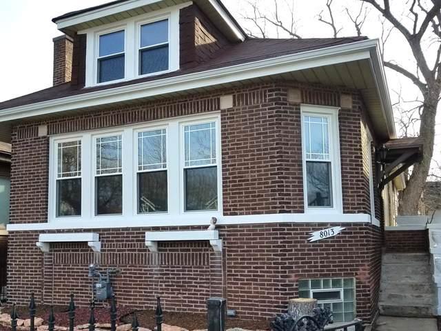 8013 S Woodlawn Avenue, Chicago, IL 60619 (MLS #10612846) :: Ryan Dallas Real Estate