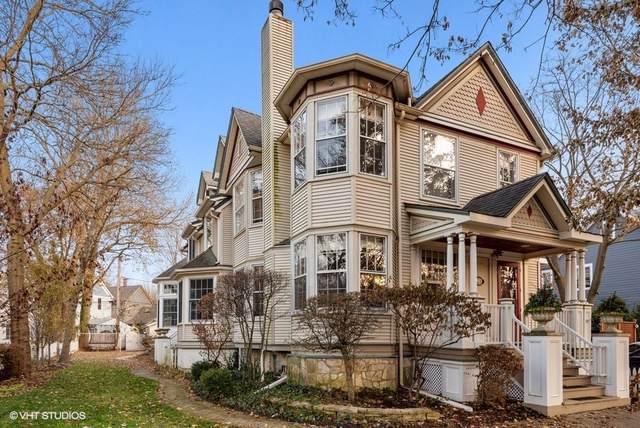 132 Park Avenue, Wilmette, IL 60091 (MLS #10612852) :: Lewke Partners