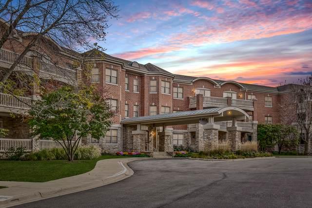 940 Augusta Way #215, Highland Park, IL 60035 (MLS #10612856) :: Suburban Life Realty