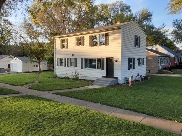 144 E Morse Avenue, Bartlett, IL 60103 (MLS #10612871) :: Angela Walker Homes Real Estate Group
