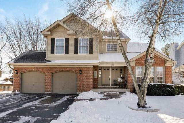671 Foster Avenue, Bartlett, IL 60103 (MLS #10612873) :: Suburban Life Realty