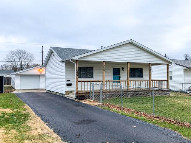406 Crestwood Street, TILTON, IL 61833 (MLS #10612881) :: Property Consultants Realty