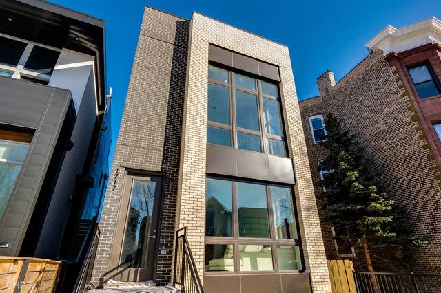 1717 N Campbell Avenue #1, Chicago, IL 60647 (MLS #10612891) :: Property Consultants Realty