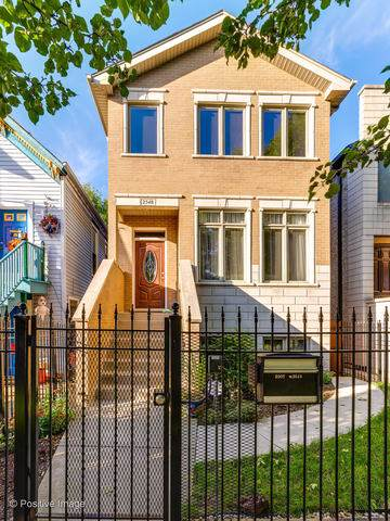 2548 W Cortland Street, Chicago, IL 60647 (MLS #10612893) :: Property Consultants Realty