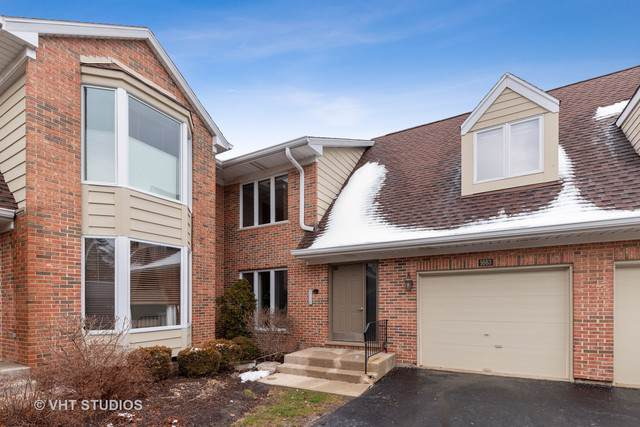 1663 N Belmont Court, Arlington Heights, IL 60004 (MLS #10612937) :: Suburban Life Realty