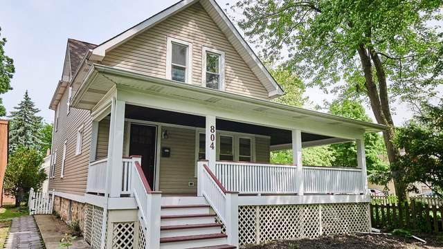 804 N Harvey Avenue, Oak Park, IL 60302 (MLS #10612938) :: The Perotti Group   Compass Real Estate