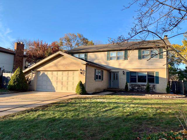 1910 Cyndi Court, Rolling Meadows, IL 60008 (MLS #10612947) :: The Perotti Group | Compass Real Estate